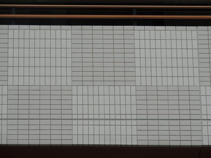 グラデーションタイルの施工例