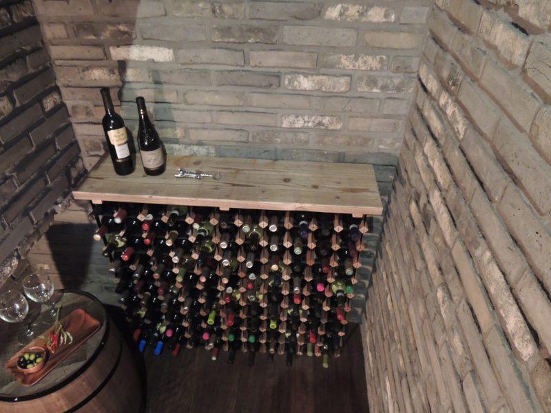 地下 ワインセラー