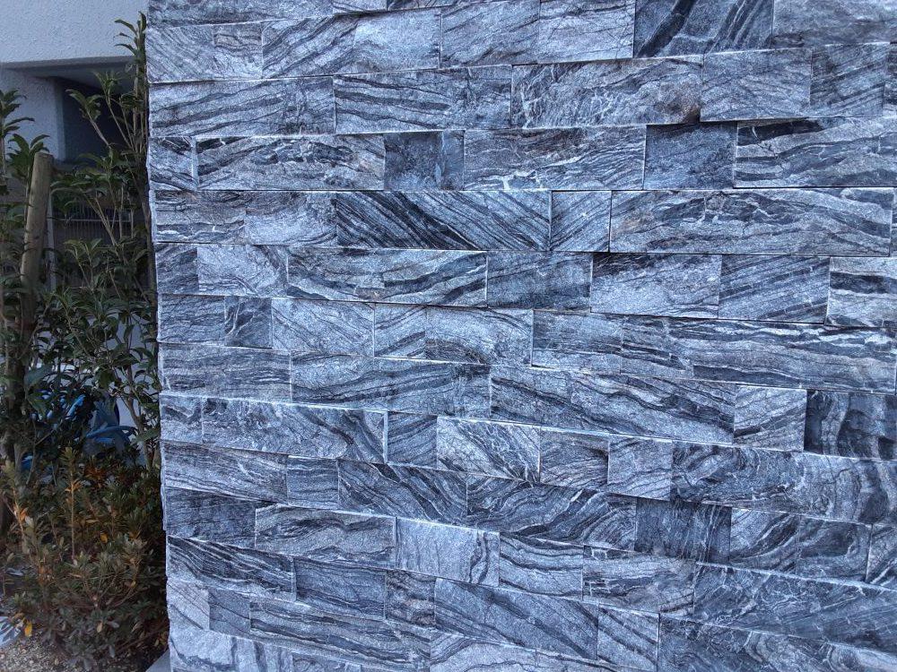 スプリットストーン 石材 スレート 色幅 模様タイル エクステリアタイル