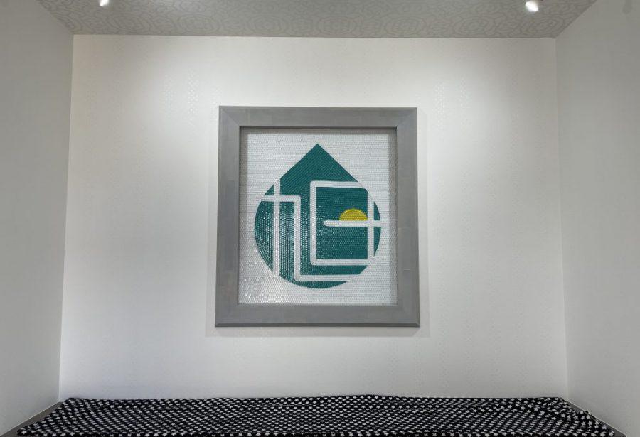 ガラスモザイク アートモザイク 長江陶業