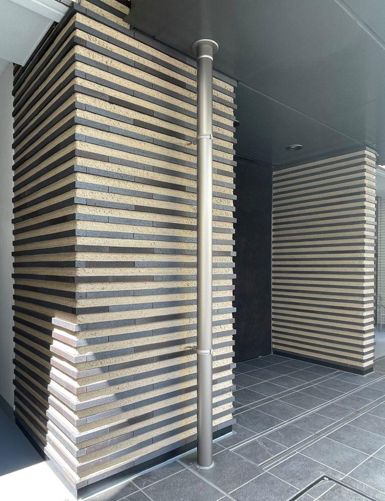 クレイソコラ 外壁壁 せっ器質タイル ボーダータイル